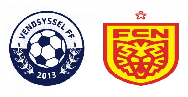 Vendsyssel FF - FC Nordsjælland