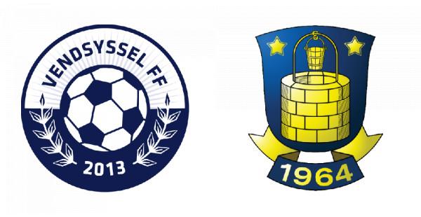Vendsyssel FF - Brøndby IF (Sydbank pokalen)